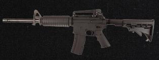 irM4 Gewehr
