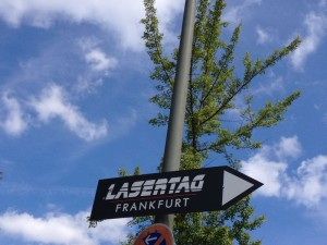 Review Lasertag Frankfurt Ost Review