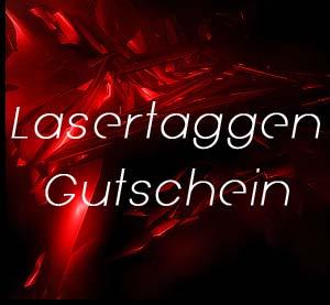 Lasertag Gutschein