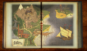 Fabula Karte