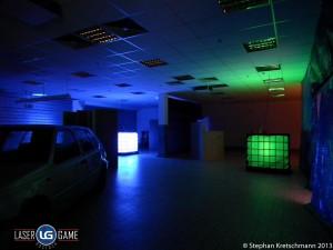 Lasergame Rostock Arena