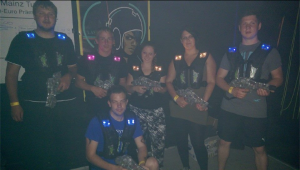 Lasernight in Mainz