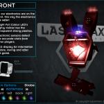 Lasertag Equipment Weste