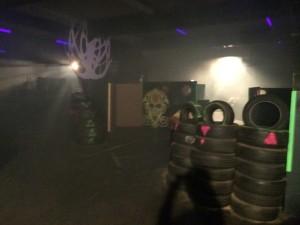 Lasertag Labyrinth
