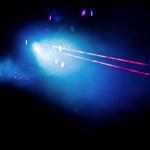 Laserstrahl Laser Galaxy Wiesbaden
