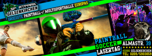 Paintball Soccer Lasertag