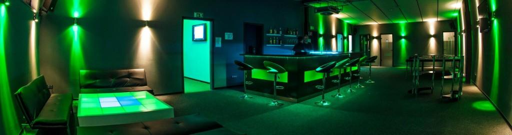 Quantum Lasertag Lobby