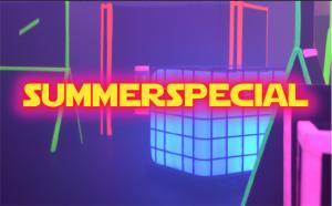 Summerspecial Black Lasertag