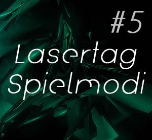 Lasertag Spielmodi - Zone Infusion II