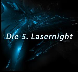 Die 5. Lasernight in Mainz beginnt!