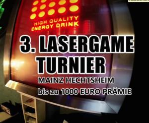 3. Lasergame Mainz Turnier