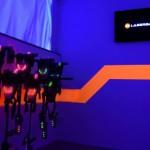 Ausstattung Laserbase Karlsruhe