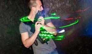 Labyrinth Quantum Lasertag