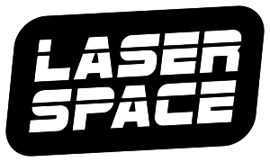 Laserspace Freiburg Logo