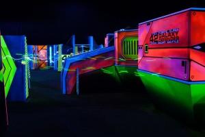 Lasertag Arena Sportpark Gelsenkirchen