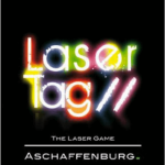 Lasertag Arena Aschaffenburg Logo