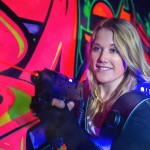 Lasertag Center Koblenz Spielerin