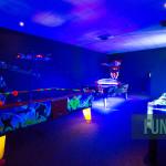 Lasertag Center Koblenz Spielecke