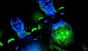 Spieler Quantum Lasertag