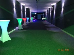 Room vom Lasergate Neuberg