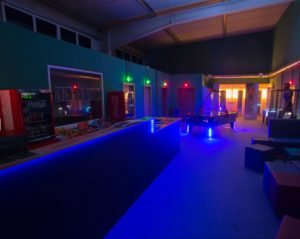 Lobby von LaserAbyss