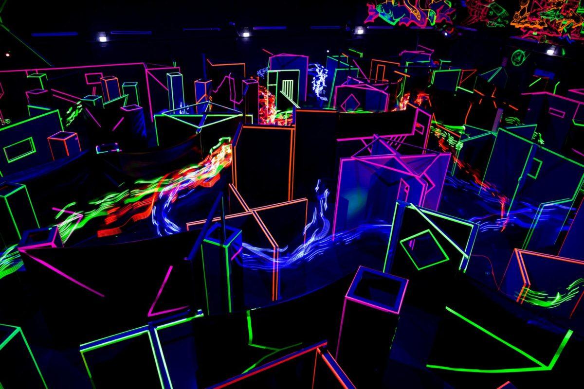 lasertag evolution d sseldorf infos zur arena. Black Bedroom Furniture Sets. Home Design Ideas